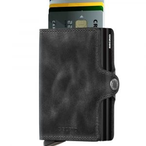 Secrid TWIN WALLET Black - BLACK