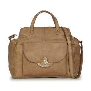 BOLSO PIECES PCSELINAS LEATHER DAILY BAG
