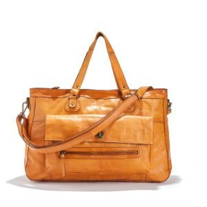 BOLSO PIECES PCTOTALLY ROYAL LEATHER