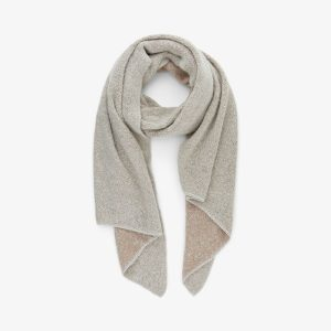 BUFANDA PIECES PCPYRON LONG SCARF NOOS