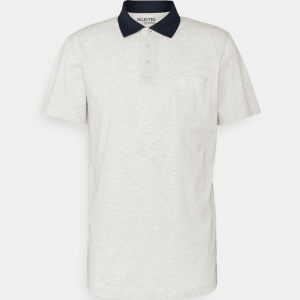SELECTED HOMME SLHNIGEL SS POLO M